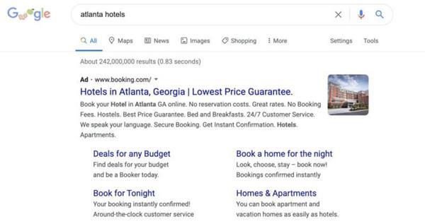 Google Ads откажется от объявлений-галерей в пользу Image Extensions