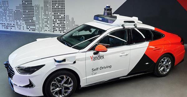 Яндекс представил четвертое поколение беспилотных автомобилей