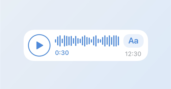 VKontakte launched audio messages recognition technology