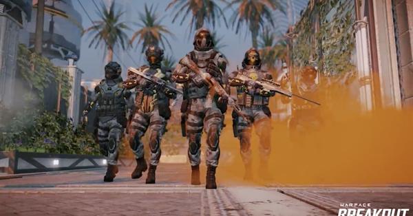 MY.GAMES запускает первый консольный buy-to-play проект - Warface: Breakout