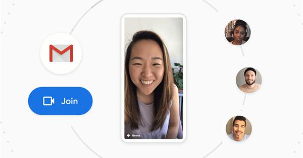 Google Meet появится в мобильных приложениях Gmail