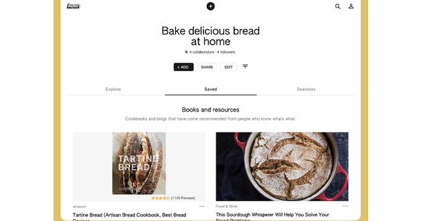 Google выпустил новое приложение по типу Pinterest – Keen