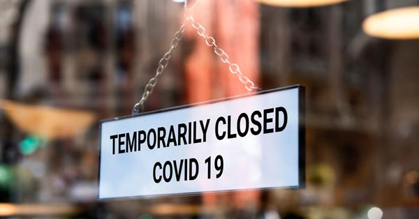 "Some companies can not change the status of ""temporary closure"" in the GMB"
