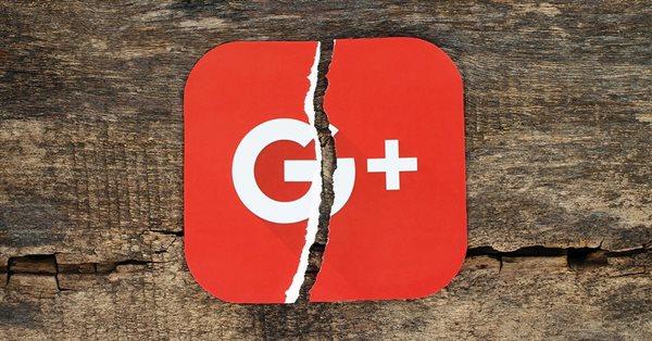 Google Plus полностью прекращает своё существование