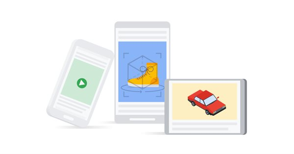 Google открыл доступ к 3D-рекламе для всех пользователей Display & Video 360