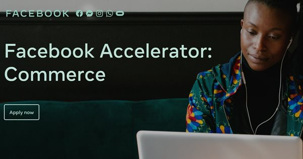 Facebook запускает акселератор для стартапов с инновациями в сфере торговли