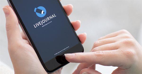 LiveJournal выпустил новое мобильное приложение для iOS