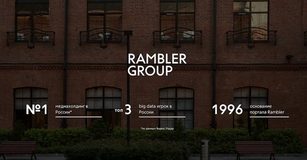 Рекламная платформа Rambler Group пополнилась данными CleverDATA