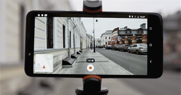 В Яндекс.Картах теперь можно публиковать снимки пешеходных маршрутов