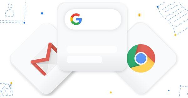 Google упростил доступ к поиску, Chrome и Gmail в iOS 14
