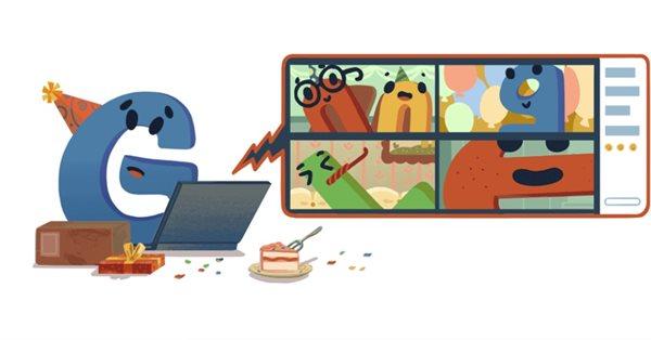 Google исполнилось 22 года