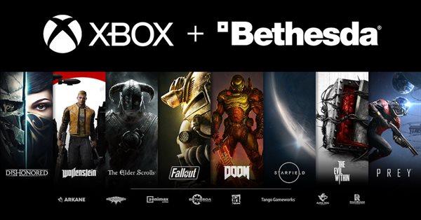 Microsoft купила издателя видеоигр Bethesda Softworks за $7,5 млрд