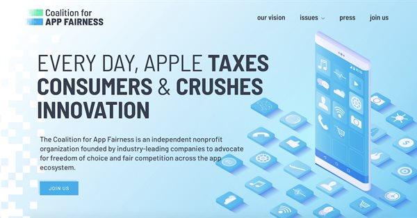 Epic Games, Tinder иSpotify объединились против Apple