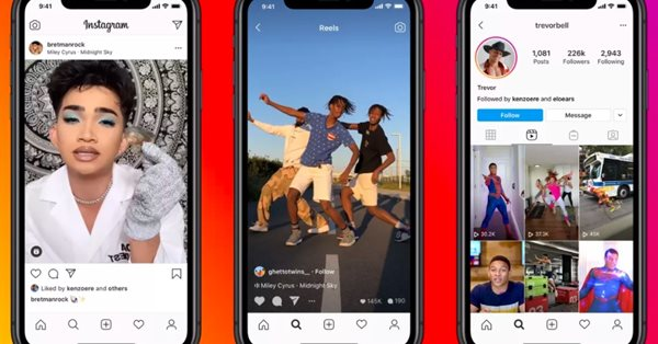 Instagram Reels начал поддерживать более длинные видео