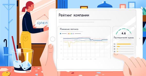 В Яндекс.Справочнике появился инструмент для отслеживания рейтинга