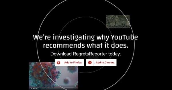 Mozilla поможет отследить «оскорбительный контент» в рекомендациях YouTube