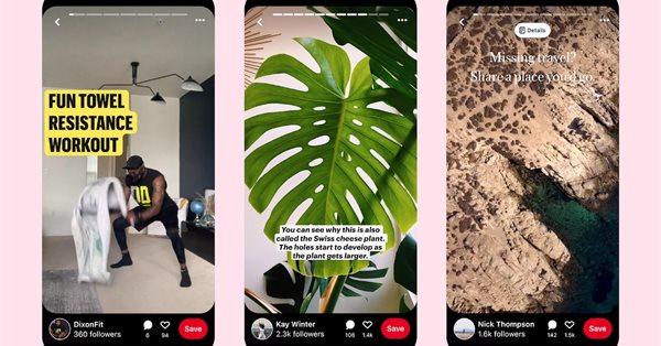 Pinterest представил Story Pins и другие новинки для креаторов