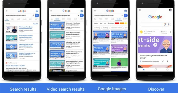 Google начал поддерживать новое свойство regionsAllowed в разметке для видео