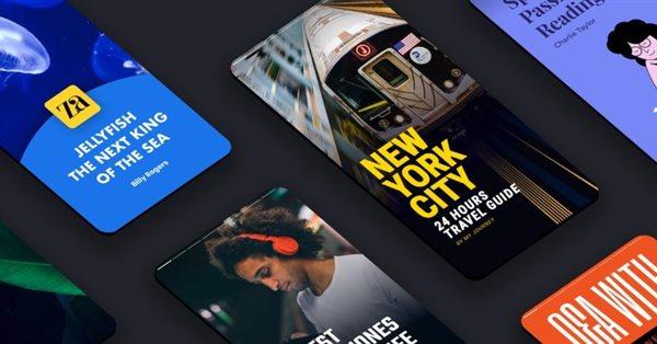 Google добавил Web Stories в ленту рекомендаций Discover