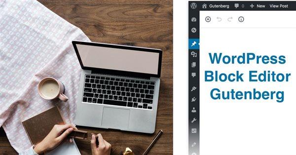 WordPress улучшила блочный редактор Gutenberg