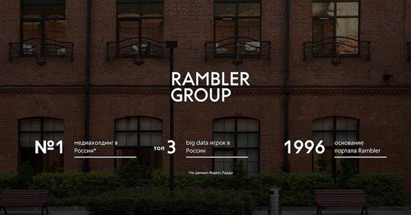 Сбер увеличил долю в Rambler Group до 100%