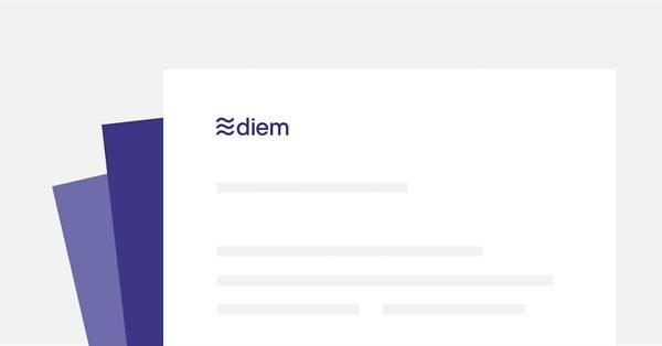 Криптовалюта Facebook получила новое название – Diem