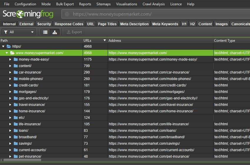 Screaming Frog обновил SEO Spider до версии 14.0