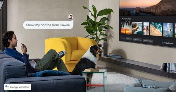 К концу года Google Assistant будет доступен на Samsung TV в 12 странах