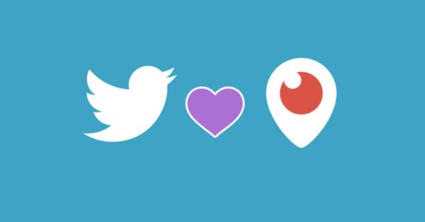 Twitter закрывает приложения Periscope