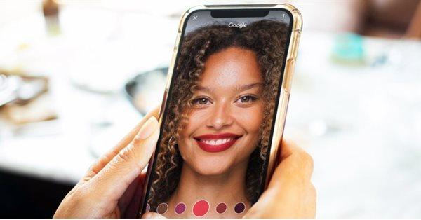 В Google теперь можно опробовать косметику – прямо в результатах поиска