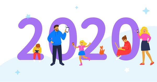 Одноклассники назвали самые обсуждаемые события в 2020 году