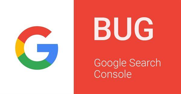 Google Search Console разослал сообщения с ошибками