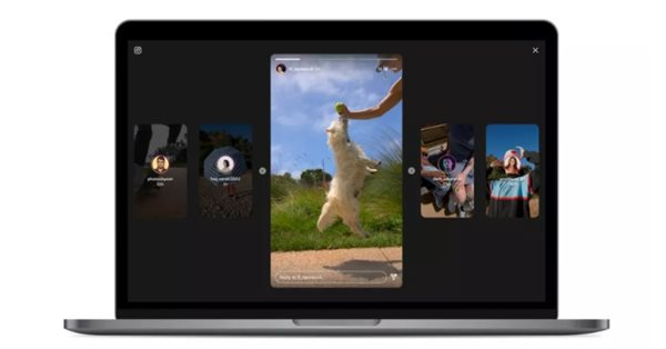 Instagram обновил интерфейс Stories на десктопах