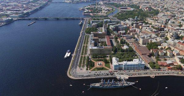 Санкт-Петербург чаще всего упоминается в зарегистрированных кириллических доменах