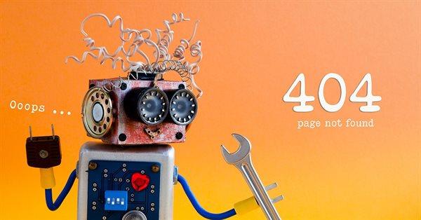Google: 30-40% страниц с ошибкой 404 в Search Console – это нормально