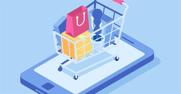 В 2020 году россияне потратили на онлайн-покупки 3,2 трлн рублей