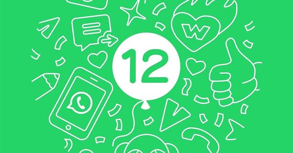WhatsApp исполнилось 12 лет