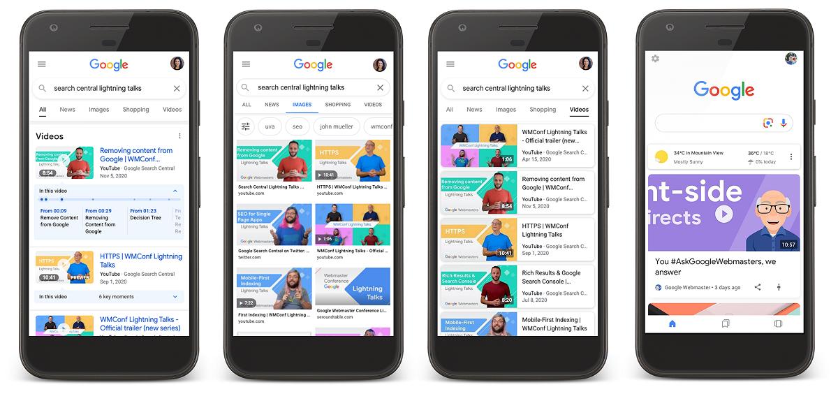 Google обновил Рекомендации по работе с видео