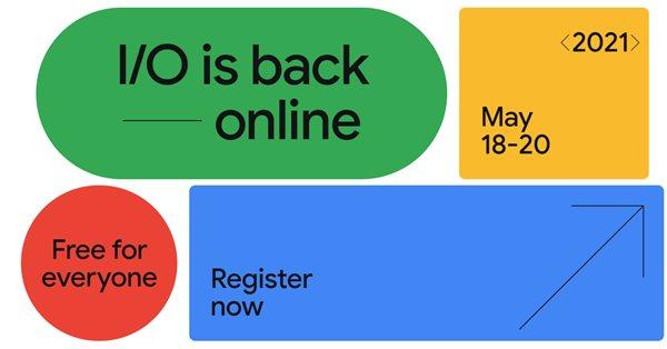 Конференция Google I/O 2021 пройдет 18-20 мая