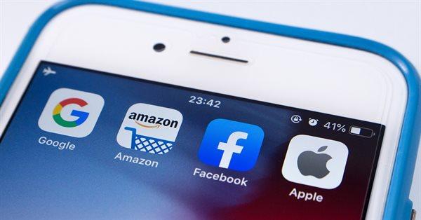 Акции Facebook, Alphabet и Microsoft достигли рекордных максимумов