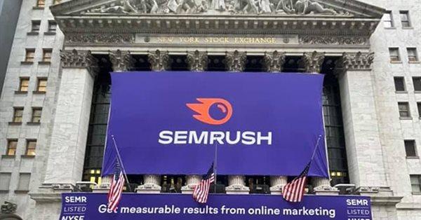 Semrush стал публичной компанией
