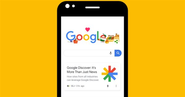 Google не блокирует сайты от показа в ленте рекомендаций Discover