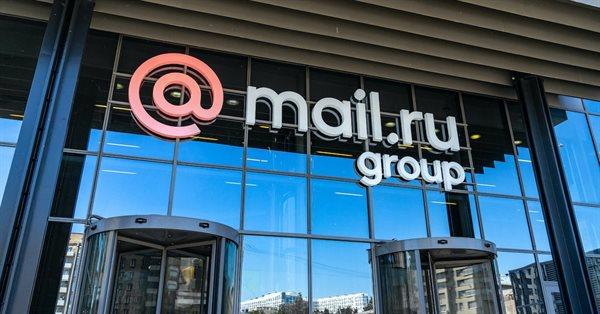 Выручка Mail.ru Group выросла на 27,4% в I квартале 2021 года