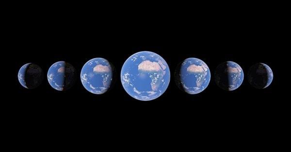 Google Earth покажет, как изменение климата повлияло на ландшафт Земли