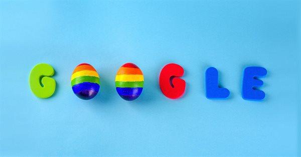 В Google появилась новая пасхалка в стиле заставки на DVD