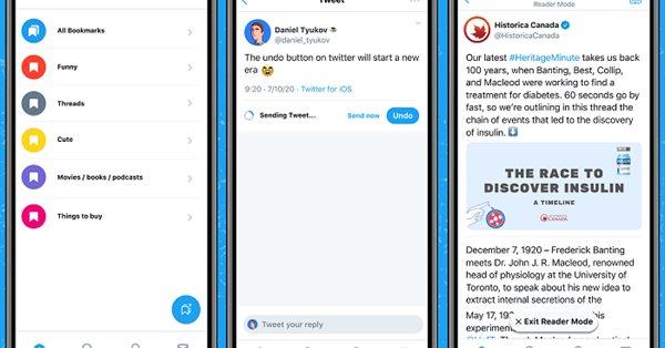 Twitter начал запуск Twitter Blue – платной версии сервиса