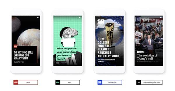 Как работают Google Web Stories в 2021 году – исследование Semrush