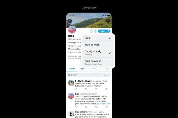 В Twitter может появиться возможность выбирать аудиторию для твитов