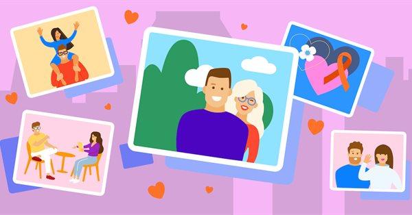 15% интернет-пользователей нашли своего постоянного партнера через соцсети