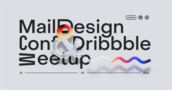 Десятая конференция для дизайнеров MailDesignConf & DribbbleMeetup пройдет онлайн